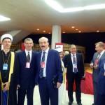 Фото1. Участие в международном конгрессе «Культура как ресурс модернизации»