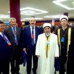 Фото2. Участие в международном конгрессе «Культура как ресурс модернизации»