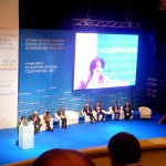 Фото3. Участие в международном конгрессе «Культура как ресурс модернизации»
