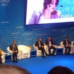 Фото4. Участие в международном конгрессе «Культура как ресурс модернизации»
