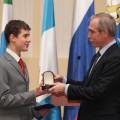 Сергей Шабанов орден «За проявленное мужество»