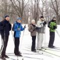 Лыжники махалля1 в Новый год (фото 2)