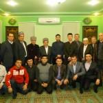 Визит муфтия Чеченскои республики Султана-Хаджи Мирзаева в Ульяновск