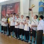 Чемпион Мордовия