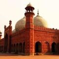 Мечеть Бадшахи или императорская мечеть (Лахор, Пакистан)