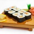 Суши-бум в Махалле №1 или как в домашних условиях приготовить роллы (маки)