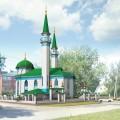 Проект мечети по адресу: г. Ульяновск, ул. Р. Люксембург, 33