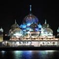 Кристальная мечеть (Crystal Mosque or Masjid Kristal)
