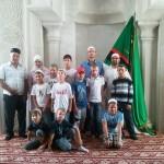 Детский лагерь при Соборной мечети г. Ульяновска