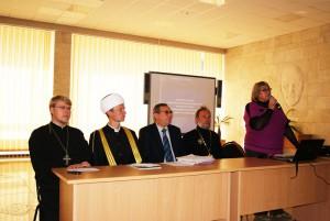 Выступающие на семинаре в Министерстве образования Ульяновской области
