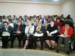 Участники семинара в Министерстве образования Ульяновской области