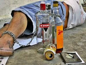 Алкогольное рабство