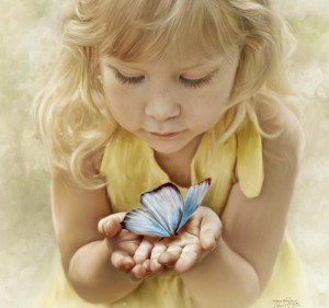 Райские бабочки