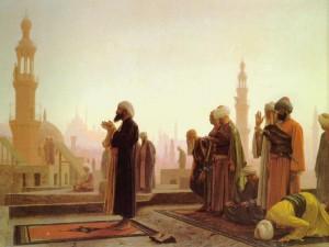 Ряды мусульман пополняются