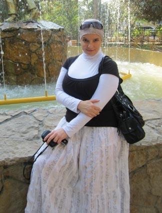 С мусульманскими знакомство женщинами