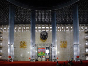 Мечеть Истикляль или Мечеть Независимости (Istiqlal Mosque or Masjid Istiqlal )