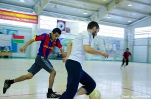 Товарищеская встреча мусульманских команд по мини-футболу Ульяновск vs Татарстан
