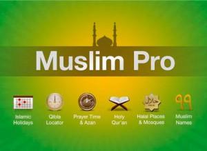 Кибла-локатор (компас): Muslim Pro - программа для определения направления Киблы и не только