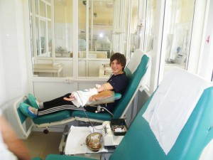 Рамиль Акберов | Став донором сегодня, ты даришь кому-то надежду на завтра!