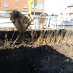 По милости Всевышнего котлован вырыт | Строительство мечети на ул. Р. Люксембург, 33