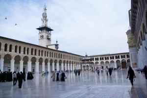 Большая мечеть Омейядов (Дамаск, Сирия)