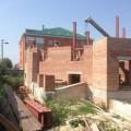 Продолжаются работы по возведению основного зала мечети