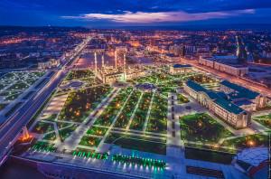Мечеть «Сердце Чечни» имени Ахмата Кадырова (Грозный, Россия)