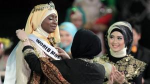 Конкурс красоты «Мусульманка мира 2013»