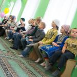 В мечети «Махалля №1» отметили светлый праздник Курбан-байрам