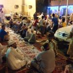 Благотворительный ужин в честь месяца зульхиджа