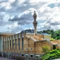 Соборная мечеть Рима (Рим, Италия)