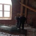 Силами неравнодушных мусульман была проведёна уборка строительного участка | Строительство мечети на ул. Р. Люксембург, 33