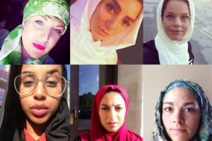 Депутаты шведского парламента в знак солидарности одели хиджабы