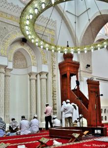 Мечеть двух Кибл или Масджид Аль-Киблатайн (Медина, Саудовская Аравия)