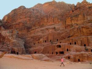 Улица фараонов | Загадки древности: спрятанный в скалах город Петра (Иордания)