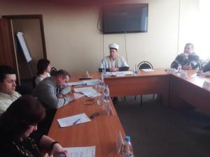 Круглый стол на тему «Профилактика религиозного экстремизма среди молодежи»
