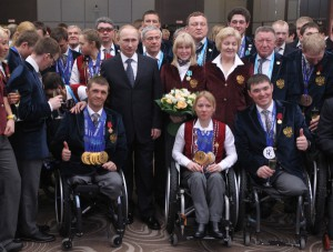 Паралимпийские надежды