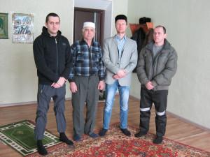 Посещение КП-1 УФСИН по Ульяновской области