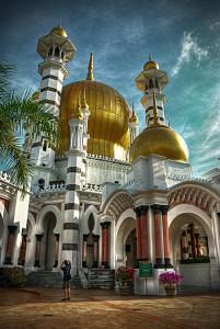 Мечеть Убудия (Ubudiah Mosque)