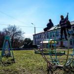 Солнечное утро в Ивановском детском доме имени А. Матросова