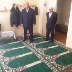 Открытие молельной комнаты в с. Лаишевка