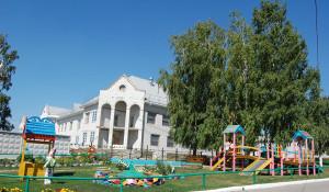 Поездка в Максимовский детдом «Родник»