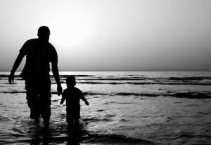 Письмо отца спящему сыну (У. Ливингстон Ларнед «Раскаяние отца»)