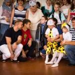 Международный день защиты детей в Максимовском детском доме «Родник»