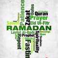 Мусульманский пост в месяце Рамадан