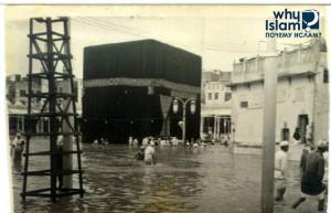 10 фактов о Каабе, которые вы, возможно, не знали | Можно было кружить вокруг Каабы вплавь