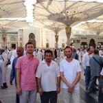 Долгожданное прибытие в лучезарную Медину | Дневник хаджа 2014