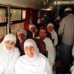Выезд из Медины в Мекку