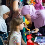 Праздник для детей в честь «Курбан-байрама»