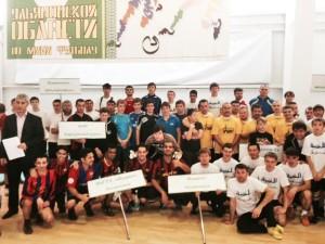 III Кубок мусульман Ульяновской области по мини-футболу